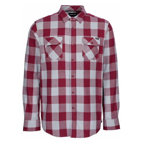 koszula Santa Cruz Derby LS - Port Gray Check