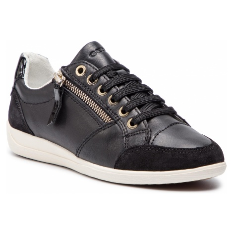 Sneakersy GEOX - D Myria B D8468B 08522 C9999 Black