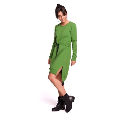 Sukienka damska BeWear B133 Lime