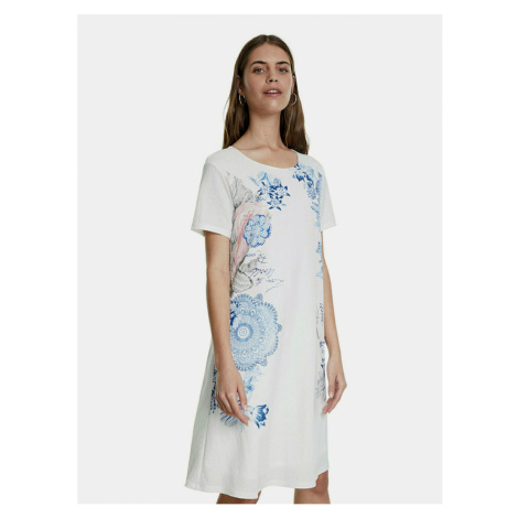 Sukienka damska DESIGUAL Patterned