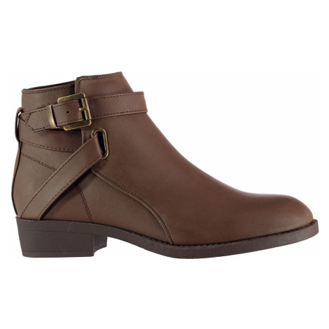Miso Buckle Boots Womens