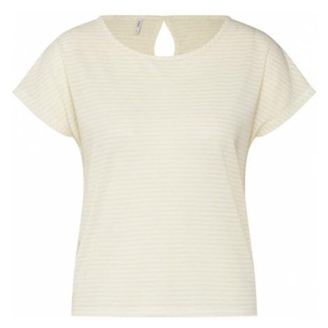 ONLY Koszulka 'onlWINNIE' żółty / biały