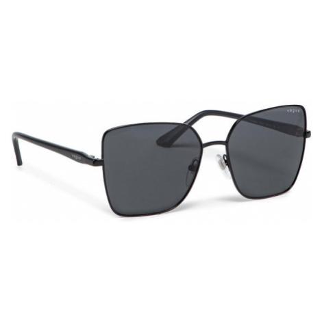 Vogue Okulary przeciwsłoneczne 0VO4199S 352/87 Czarny