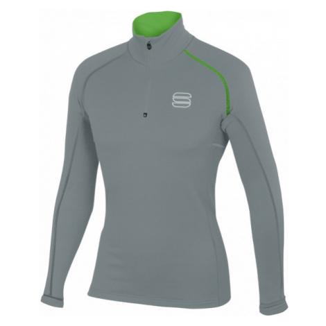 Sportful BOSCONERO ZIP TOP szary XL - Koszulka męska
