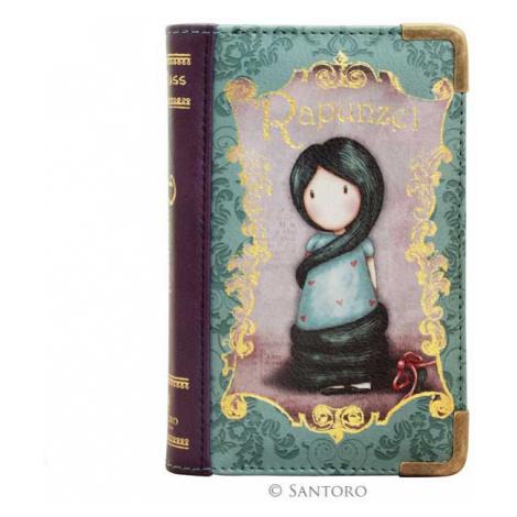 Santoro portfel Rapunzel w kształcie książki Santoro London