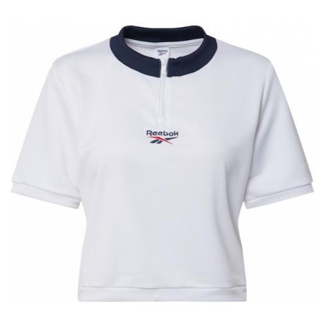 Reebok Classic Koszulka niebieski / biały