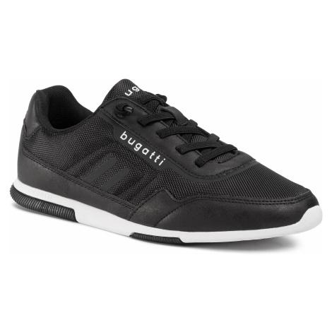 Sneakersy BUGATTI - 325-86702-5000-1000 Black
