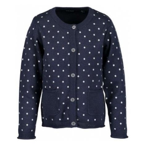 Blue Seven sweter dla dziewczynki niebieski