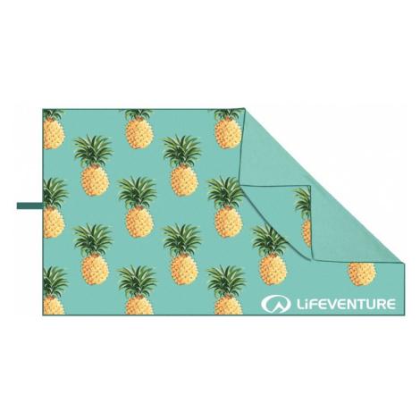 LIFEVENTURE Ręcznik SOFTFIBRE PRINTED TOWEL Pineapple