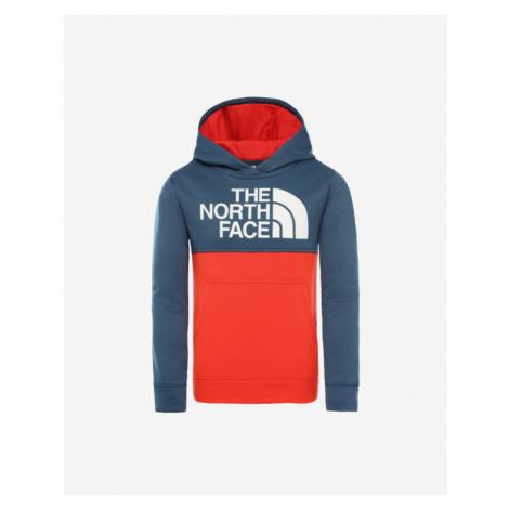 The North Face Surgent Bluza dziecięca Niebieski Czerwony