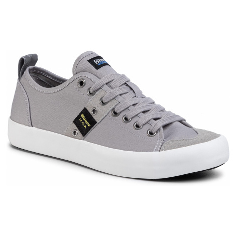 Sneakersy BLAUER - S0VEGAS03/CAN Grey