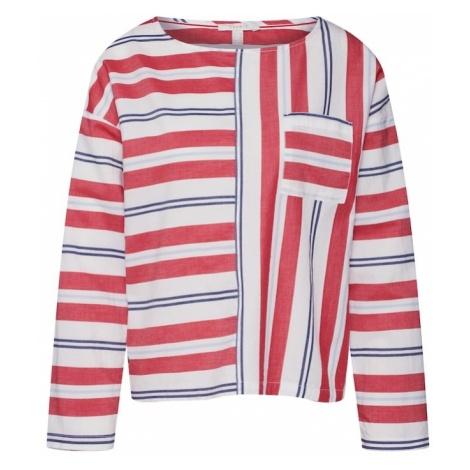 ESPRIT Bluzka mieszane kolory / czerwony