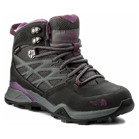 Trekkingi THE NORTH FACE - Hedgehog Hike Mid Gtx GORE-TEX T0CDF3TCS Dark Shadow Grey/Wood Violet