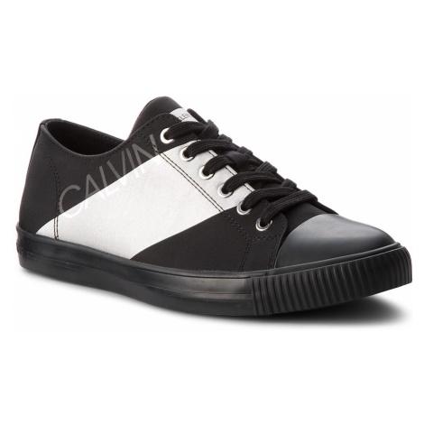 Trampki CALVIN KLEIN JEANS - Antonio SE8590 Black/Silver