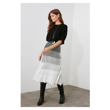 Spódnica damska Trendyol Striped