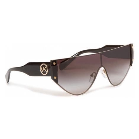 Michael Kors Okulary przeciwsłoneczne Park City 0MK1080 10148G Czarny