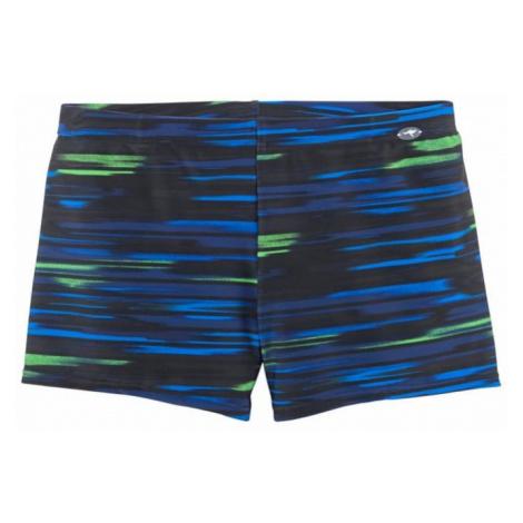 KangaROOS Kąpielówki niebieski / granatowy / zielony