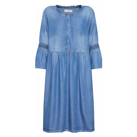 Cream Sukienka 'Lussa' niebieski denim