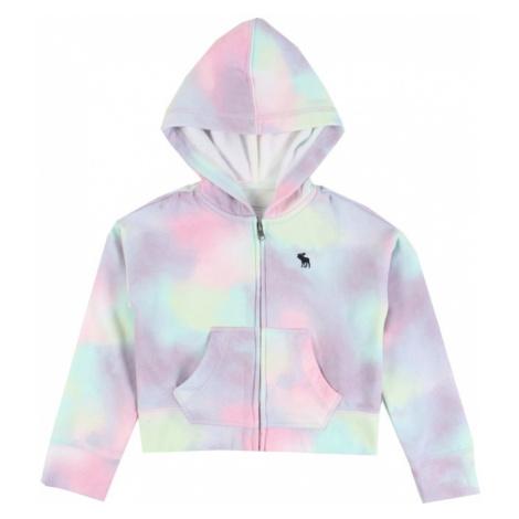 Abercrombie & Fitch Bluza rozpinana mieszane kolory