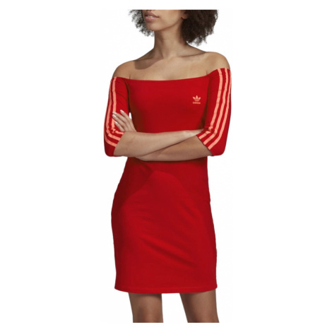 ADIDAS SHOULDER DRESS > ED7522