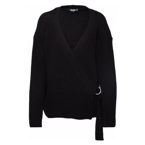 Missguided Sweter czarny