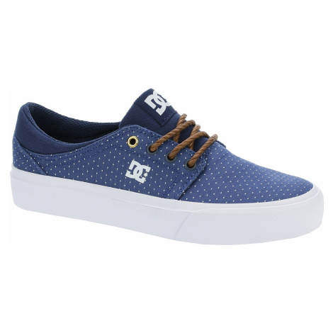 buty DC Trase TX SE - XBCW/Blue/Brown/White