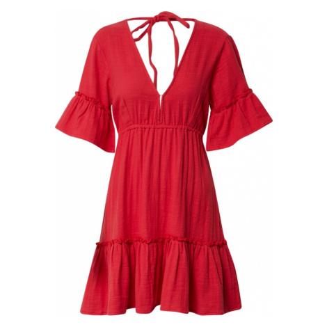 BILLABONG Letnia sukienka 'Lovers wish' czerwony