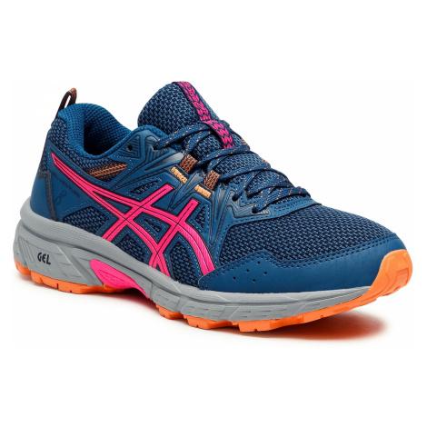 Buty ASICS - Gel-Venture 8 1012A708 Mako Blue/Pink Glo 402