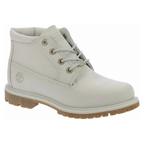 buty Timberland Nellie Chukka Double Waterproof - A1NDK/Light Blue Nubuck