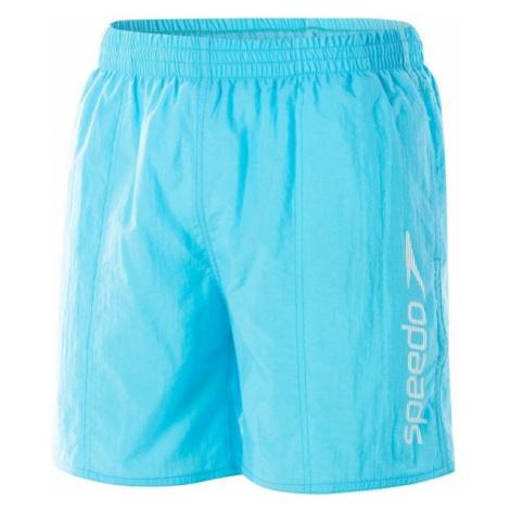 Speedo CHALLENGE 15WATERSHORT niebieski XXL - Spodenki kąpielowe chłopięce
