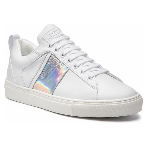 Sneakersy VERSACE COLLECTION - V900738 VM00444 VA46 Bianco
