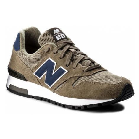 New Balance Sneakersy ML565SGN Zielony