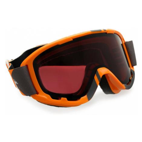 Quiksilver Gogle Sherpa EQYTG03101 Pomarańczowy