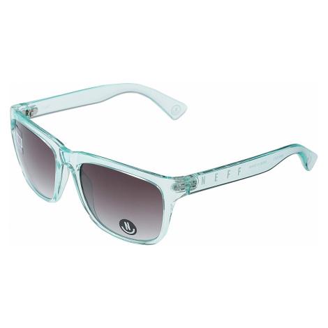 okulary Neff Chip - Mint Ice/Smoke