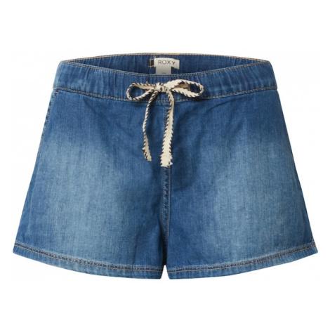 ROXY Spodnie niebieski