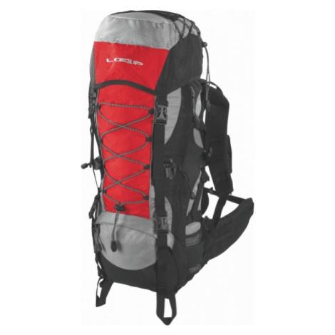 Loap SNOWDON 50+10 czerwony NS - Plecak turystyczny
