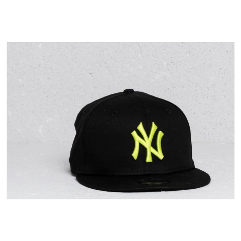 New Era 9Fifty MBL League Essential Cap Black/ Cyber Green