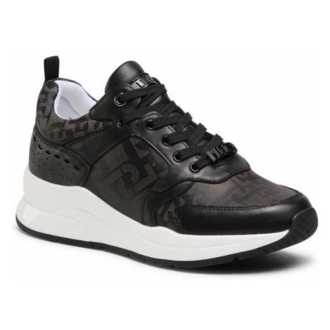 Liu Jo Sneakersy Karlie 52 BA1005 P0102 Czarny