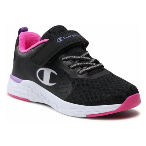 Champion Sneakersy Low Cut Shoe Bold G Ps S32125-S21-KK003 Czarny