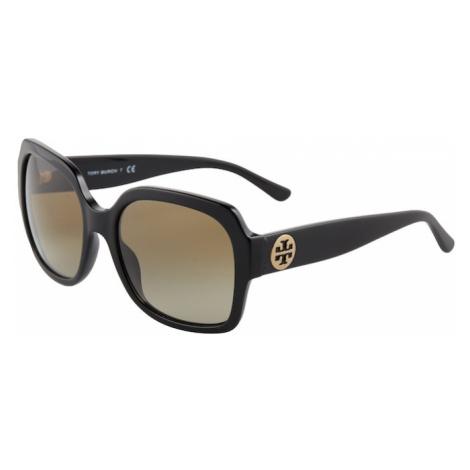 Tory Burch Okulary przeciwsłoneczne czarny
