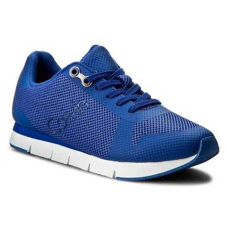 Sneakersy CALVIN KLEIN JEANS - Jacques S1673 Cobalt