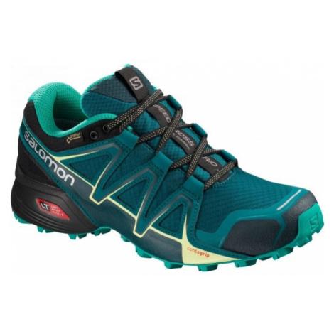 Salomon SPEEDCROSS VARIO 2 GTX W zielony 7 - Obuwie trailowe damskie