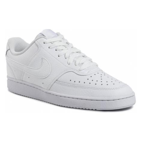Nike Buty Court Vision Lo CD5463 100 Biały