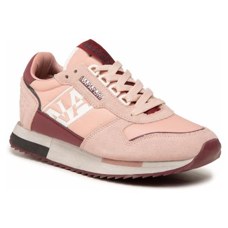 Sneakersy NAPAPIJRI - Vicky NP0A4FKI Pale Pink New P77