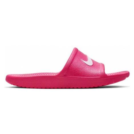 Nike KAWA SHOWER GS - Klapki dziecięce