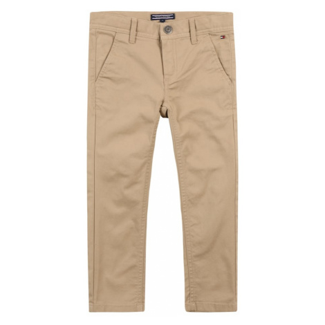 TOMMY HILFIGER Spodnie 'OSTW' beżowy