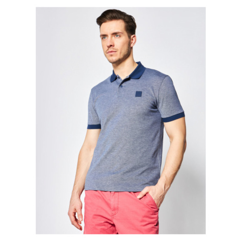 Boss Polo Parlay 70 50423189 Granatowy Regular Fit Hugo Boss