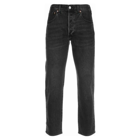LEVI'S Jeansy '501 93 Crop' czarny