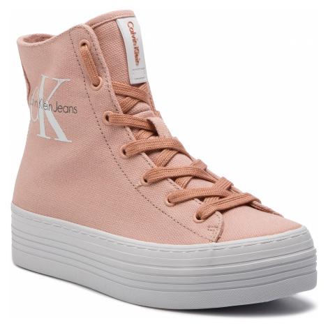 Sneakersy CALVIN KLEIN JEANS - Zabrina RE9245 Dusk
