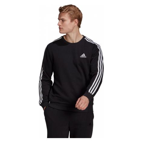 Adidas Essentials Sweatshirt Męska Czarna (GK9078)